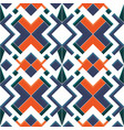 abstract art deco geometric tiles pattern color