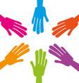 diversity design vector image