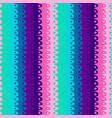 pink and violet wavy lines pattern-01 vector image vector image