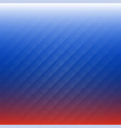 abstract russian flag vector image vector image