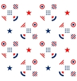 Fourth of July -Independence Day American vector image vector image