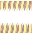 rio carnival template for invitation ticket vector image vector image