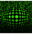 Abstract Green Technology Background for your desi vector image vector image
