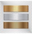 podium vector image