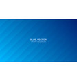 clear blank subtle business deep blue abstract vector image vector image