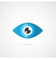 Eye icon - icon vector image