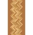 Abstract wooden floor panels vertical seamless vector image