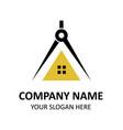 architects logo design inspiration vector image