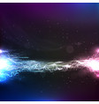 energy space background vector image