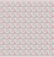 pastel shades abstract waves seamless pattern vector image vector image