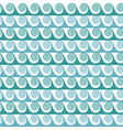 colorful abstract waves seamless pattern vector image vector image