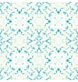 Modern White Blue Green Abstract Geometric vector image vector image