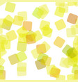 seamless square background pattern vector image vector image