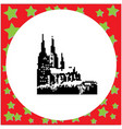 cologne cathedral germany isolated vector image