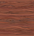 abstract seamless flat wooden texture vector image