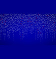 binary background algorithm binary data code vector image