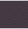 Seamless color retro pattern background vector image