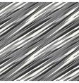 broken striped background vector image