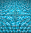 Abstract mosaic 3d background vector image
