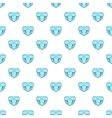 Diaper pattern cartoon style vector image vector image