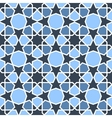 Moroccan pattern Eastern traditional style vector image vector image