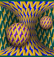 optical two spheres and hyperboloid