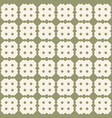 Retro vintage seamless pattern green texture with vector image