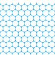 seamless pattern grid circular shapes vector image vector image