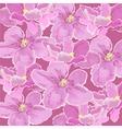 violets vector image