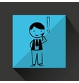 businessman people business vector image