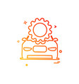 Car workshop icon design