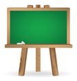 green school board vector image vector image