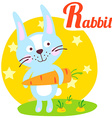 RabbitLet vector image vector image