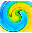 abstract colored background with circlesacrylic vector image