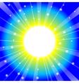 magic glow vector image vector image