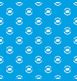 printer materials pattern seamless blue vector image