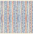 seamless shibori tie-dye pattern of blue vector image vector image