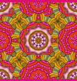 tiled mandala design best for print fabric or vector image