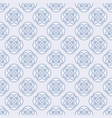 patt 0051 east pattern vector image