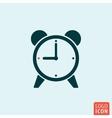 Alarm clock icon isolated vector image