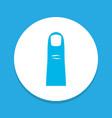 finger icon colored symbol premium quality vector image