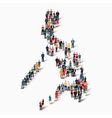 people map country philippines vector image