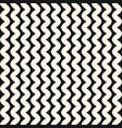 vertical wavy lines seamless pattern minimalist vector image vector image