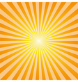 Vintage abstract background explosion sun rays vec vector image