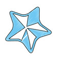 star rate symbol vector image
