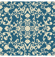 Seamless pattern oriental vector image vector image