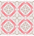 Cute seamless design vector image