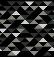 abstract seamles metallic pattern vector image