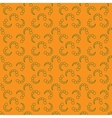 Bubbles chaotic seamless pattern 5506 vector image vector image