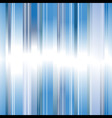 Abstract blue stripes background vector image vector image